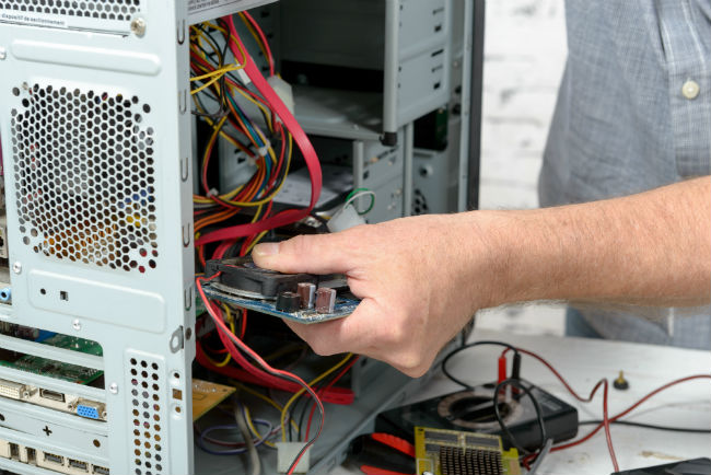 Computer Repairs, Maintenance, Cleanups & Data Recovery